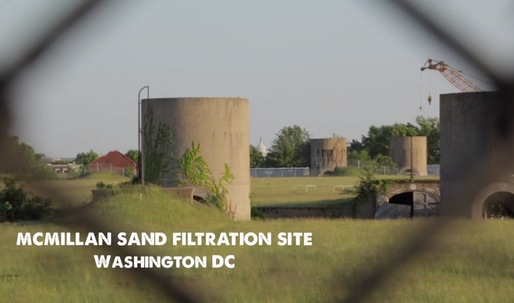 The Mysterious, Abandoned Silos of Washington, DC