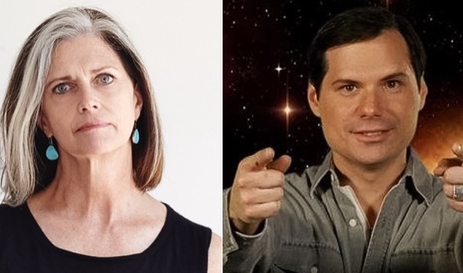 Comedy meets architecture as Michael Ian Black chats with Deborah Berke