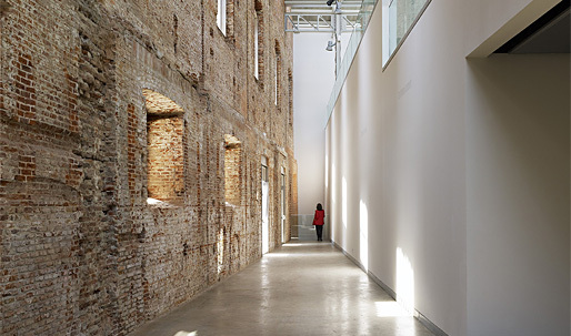 "Ten Top Images on Archinects ""Old+New"" Pinterest Board"