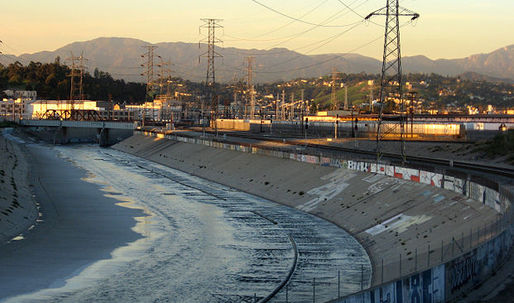 Whats happening with Frank Gehrys masterplan for the LA River?