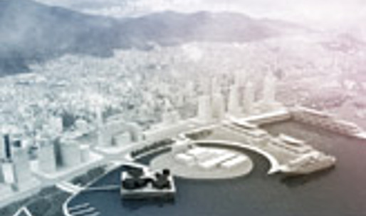 Busan Opera House Proposal by Columbia University Team