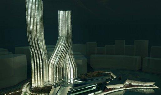 Zaha Hadid Architects just opened a new office in Dubai