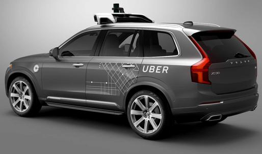 Uber lets you hail its self-driving cars in Pittsburgh later this month