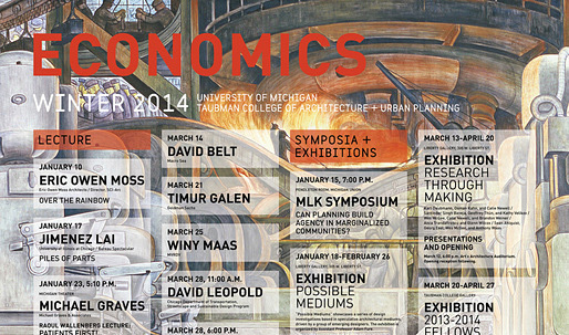 Get Lectured: University of Michigan, Winter '14