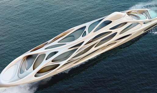 Zaha Hadid Designs Superyachts For Blohm+Voss