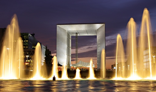 Parisian Grande Arche to be Renovated