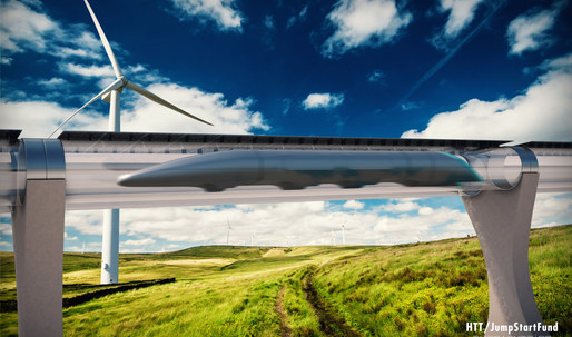 Hyperloop announces plans for first European routes