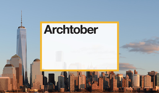 Archinect's Must-Do Picks for Archtober 2016 - Week 3 (Oct. 17-23)