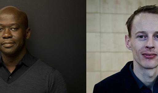 David Adjaye and Daan Roosegaarde take home London Design Medals