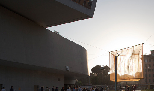YAP MAXXI 2013 Installation Completed in Rome