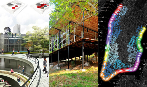 2015 Holcim Awards grand prizes given to Colombia, Sri Lanka, and U.S.-based projects