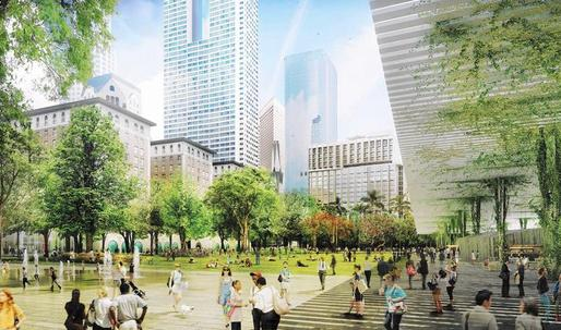 A critical look at Downtown L.A.'s ambitious plans for two new public parks