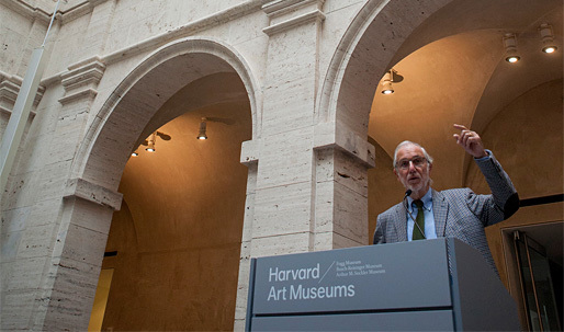 Photos of the Renovated Harvard Art Museums
