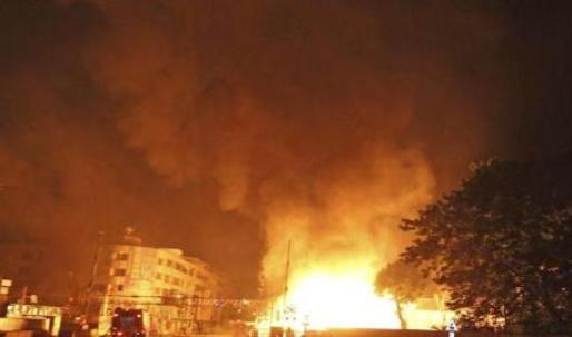 Gas Pipelines Explode in Taiwan City Killing 24
