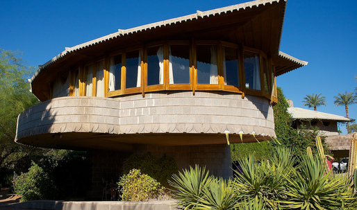 David Wright House Saved - Preservation Success