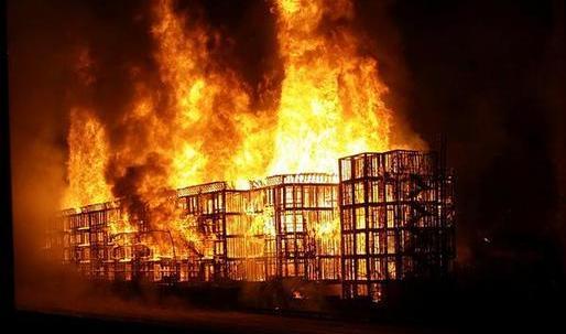 L.A. fire officials reveal new details about potential suspect in Da Vinci arson case