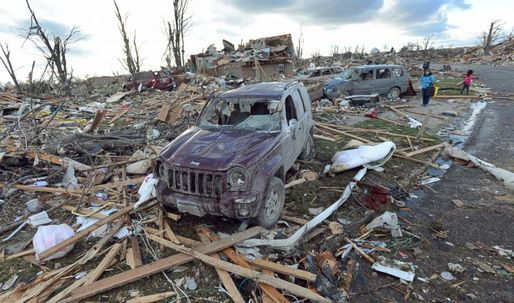 U.S. House approves bill that will make it easier for smaller communities to get FEMA relief