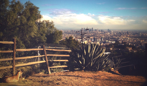 """Is Los Angeles becoming a """"real"""" city?"""