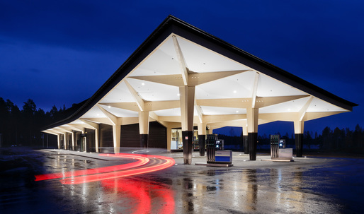 2017's 10 best gas stations, worldwide, as ranked by Design Curial