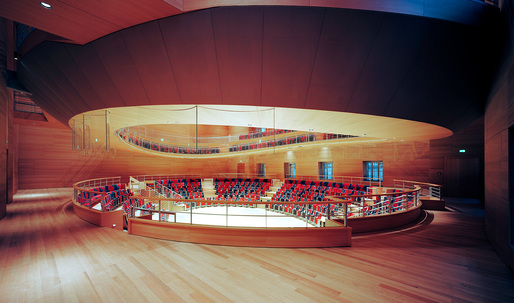 The Frank Gehry-designed Pierre Boulez Saal to open this weekend