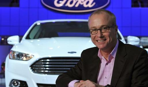J Mays, Ford's head of vehicle design, discusses his architectural inspirations