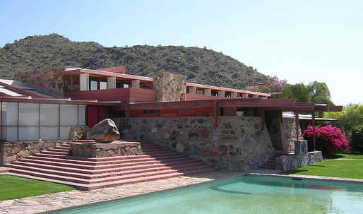 The Frank Lloyd Wright School of Architecture to remain accredited