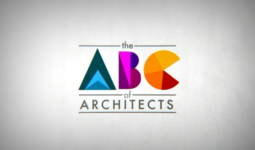 The ABC of Architects ~ this is so great!