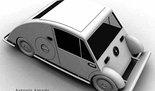 Architect as Auto Designer: Le Corbusier's Minimum Car