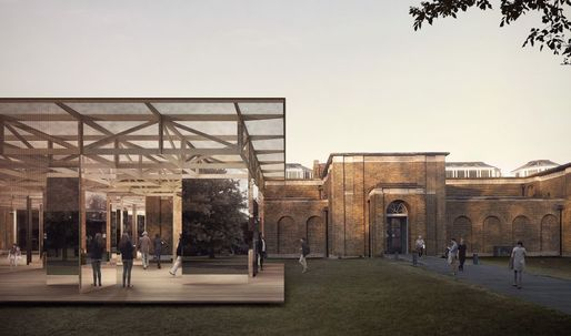 IF_DO chosen to design Dulwich Picture Gallery's summer pavilion