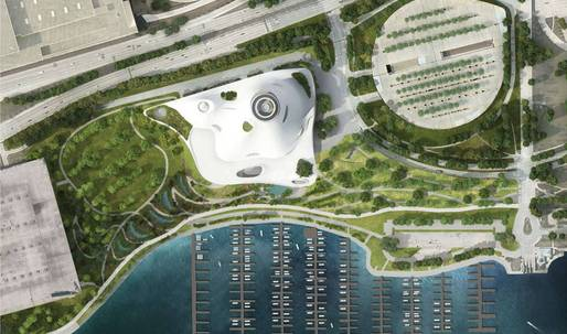 Embattled Lucas Museum may move to S.F.'s Treasure Island