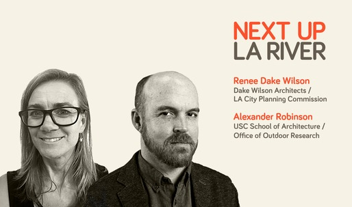 Listen to 'Next Up: The LA River' Mini-Session #7 with Renee Dake Wilson (LA City Planning Commission) and Alexander Robinson (Office of Outdoor Research)
