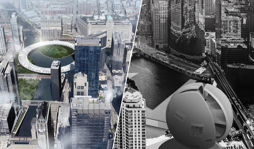 2014 Chicago Prize winners envision the Obama Presidential Library