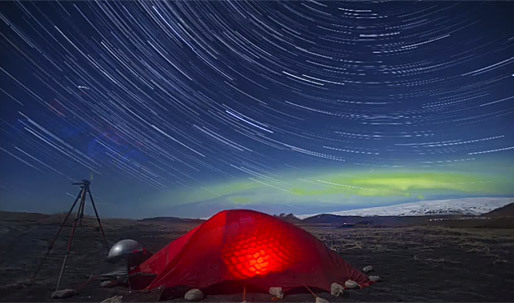 Student Works: New Horizons Iceland Expedition