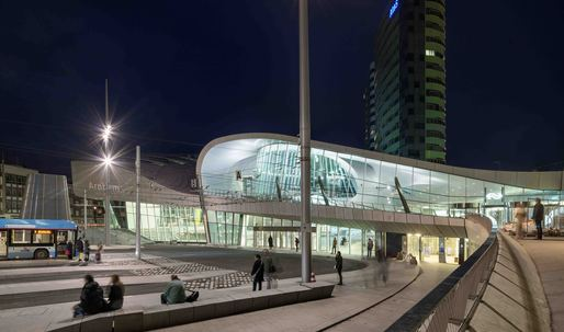 Preview: UNStudio's new Arnhem Central Station opens tomorrow
