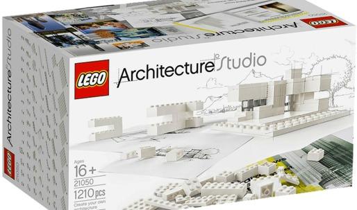 LEGO® Architecture Studio now in stores