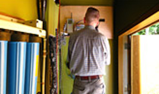 From the School Blogs: Energy Monitoring Equipment Installation