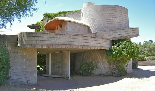 Frank Lloyd Wrights David House: Sold & Saved