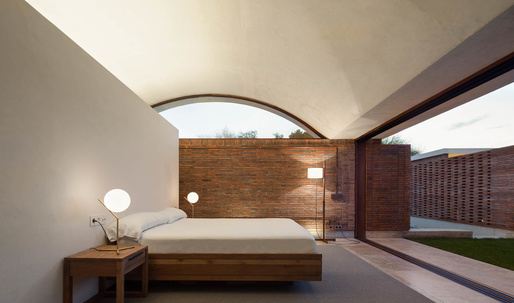 "Ten Top Images on Archinects ""Bedroom Spaces"" Pinterest Board"