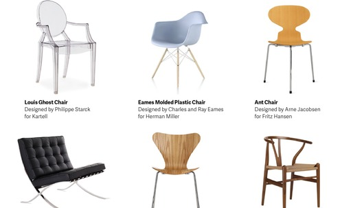 "Quartz digs into the trillion-dollar global black market for fake ""designer"" chairs"