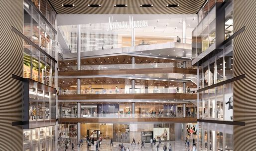 New renderings of Hudson Yards' retail and restaurant spaces