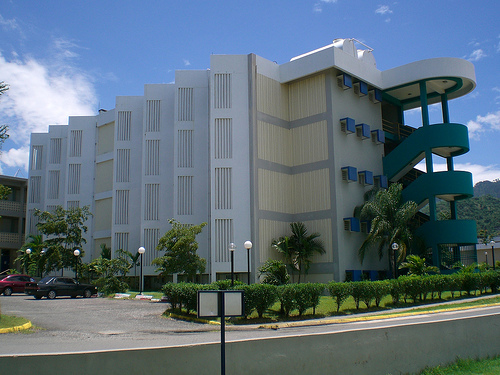 Caribbean School of Architecture (David)