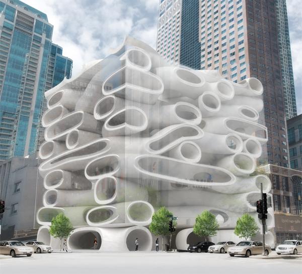 Porous Building