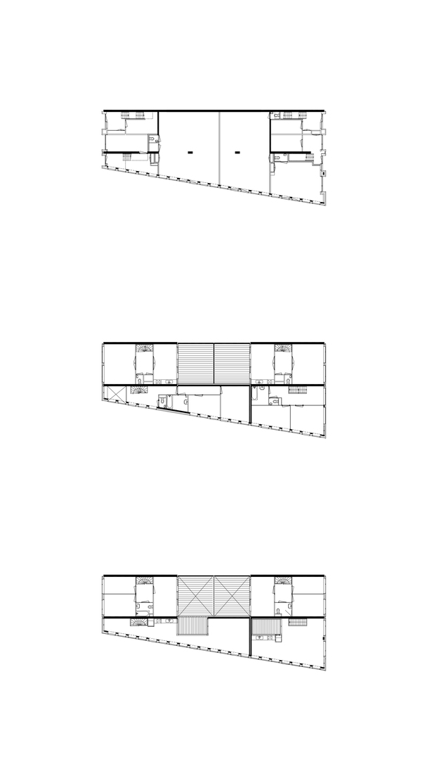 Claus en Kaan Architecten / Floor plans - type 2b