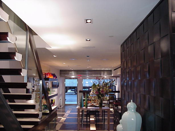 High End Retail interior