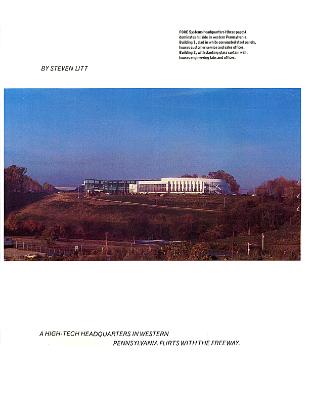 Page 2 - architecture: may 1998