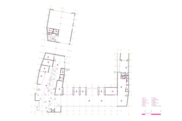 Ground Story Floorplan