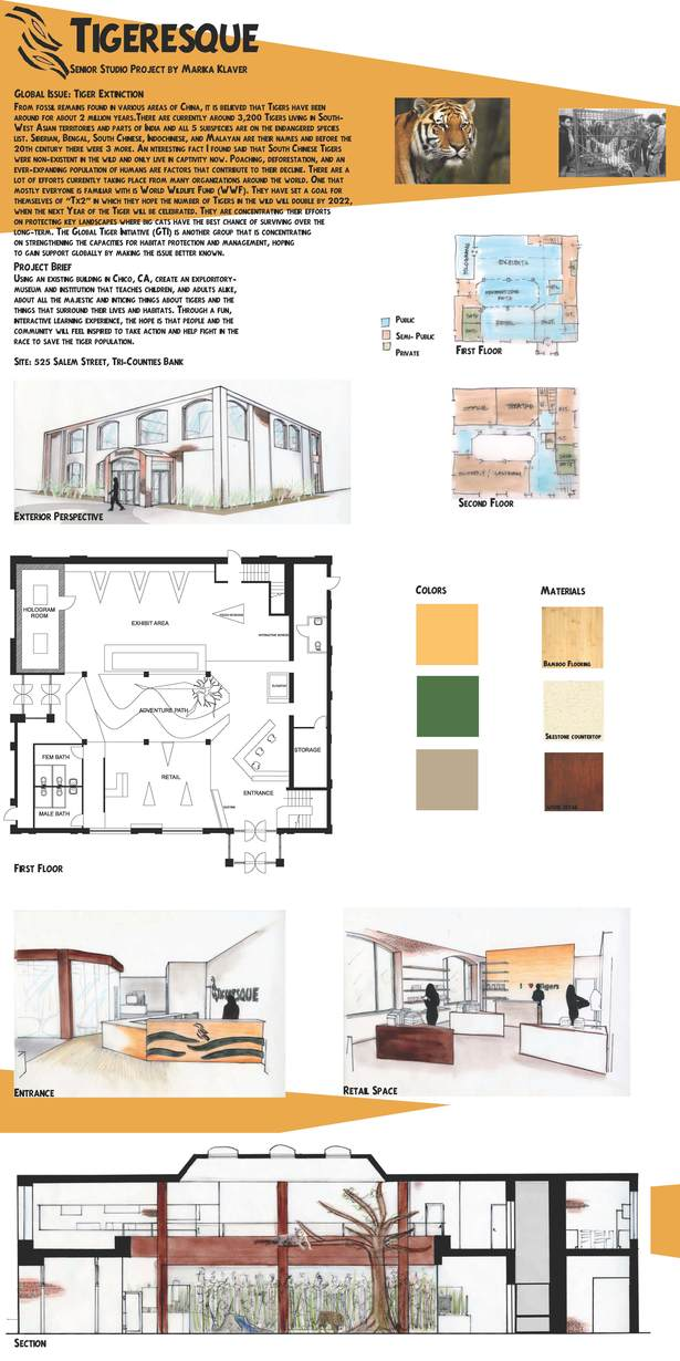 Project Presentation Board (1 of 2)