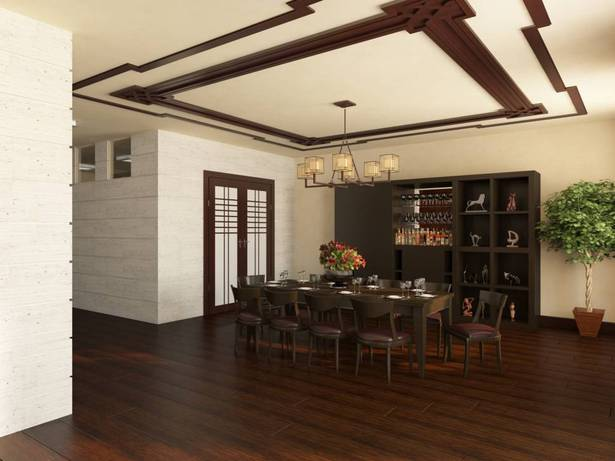 Dining room, visualization