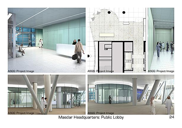 Public Ground Floor Reception Areas.
