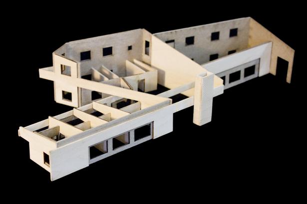 Interior Study Model